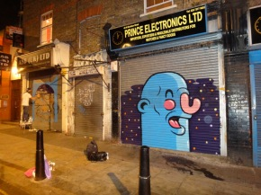 Mr Penfold & Malarky, London