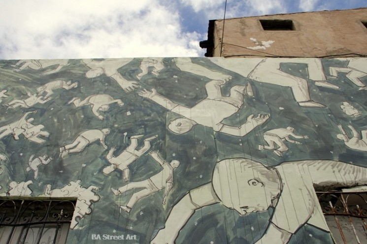 Blu Planet Buenos Aires Mural Urban Kultur Blog