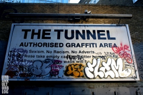 London Street Art 3 – Feat. Leake Street Tunnel, the Horror Crew, Don & Conor Harrington