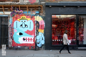 London Street Art 2 – Feat. Malarky, Mr Penfold, Lucas and Dogboy