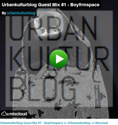 UKB Guest mix boyfrmspace