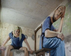 On the Shoulders of Giants – James Bullough