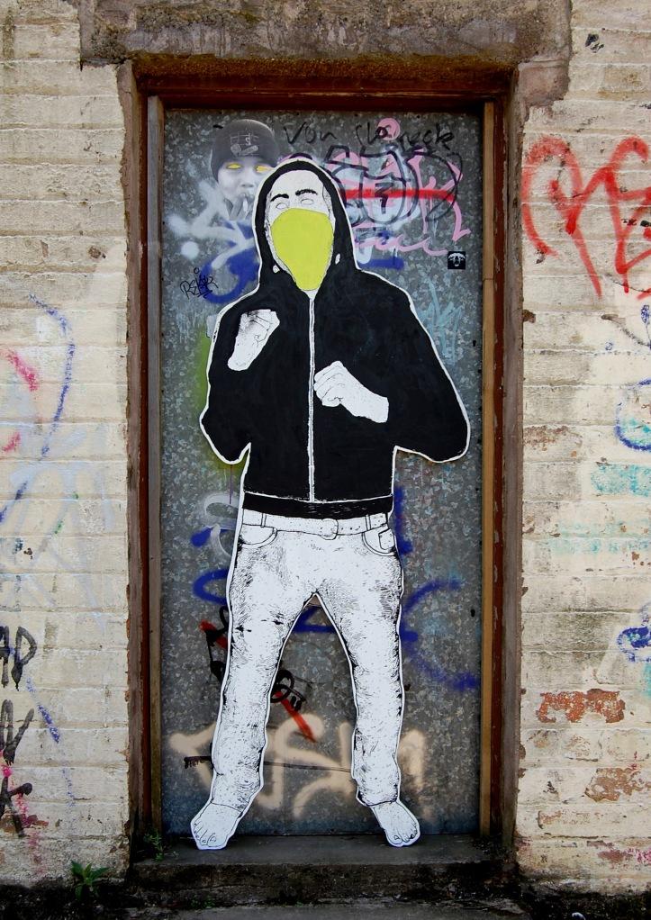 Nick Cocozza - Street Art
