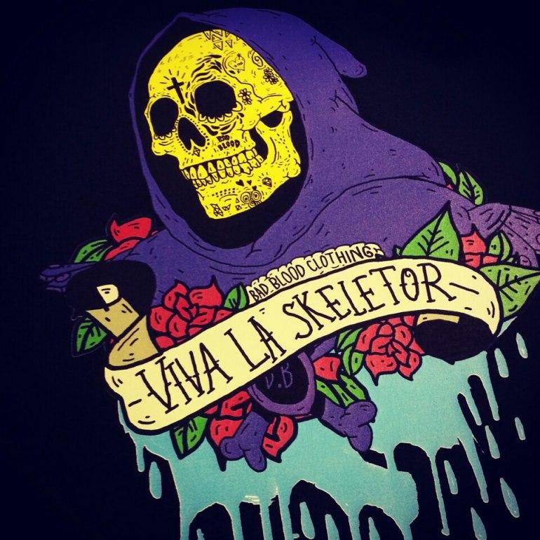 Viva La Skeletor