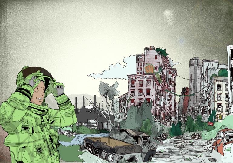 Wasteland - Nick Cocozza