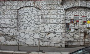Old Walls Project – Comparing Milan's walls over 2 decades…