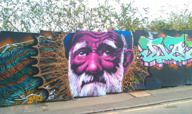 TrenchOne Street Art