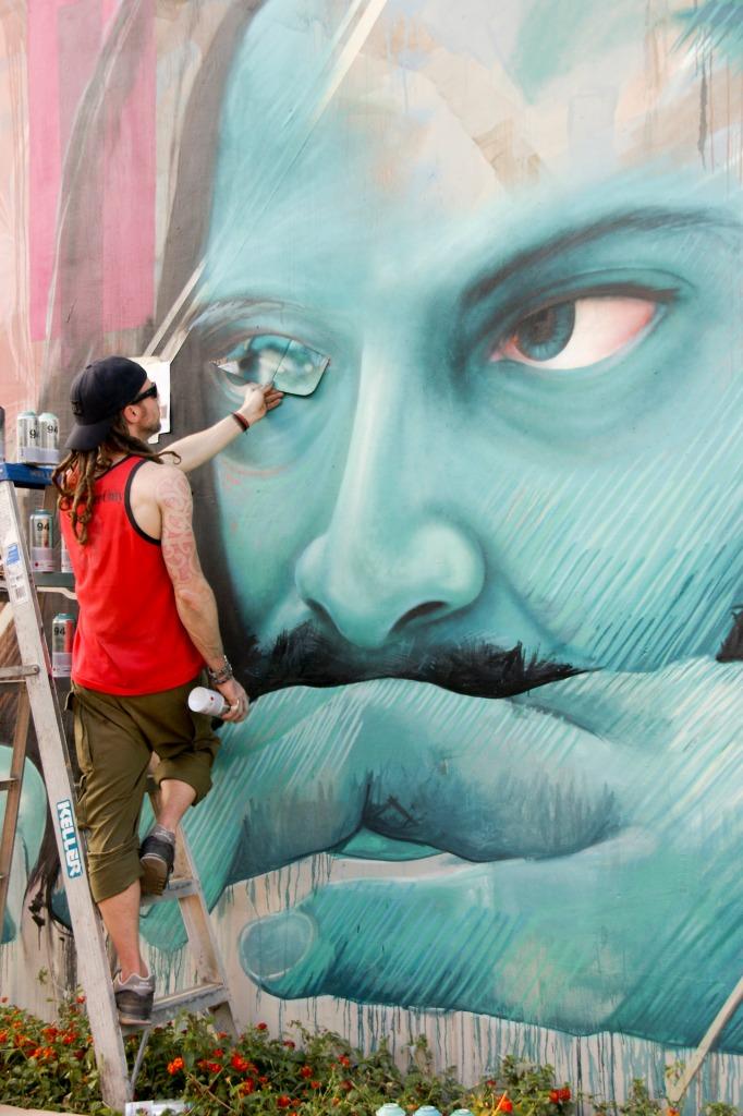 JBAK Street Art Mural 4