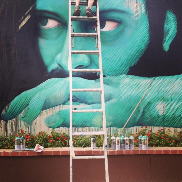 JBAK Street Art Mural 5