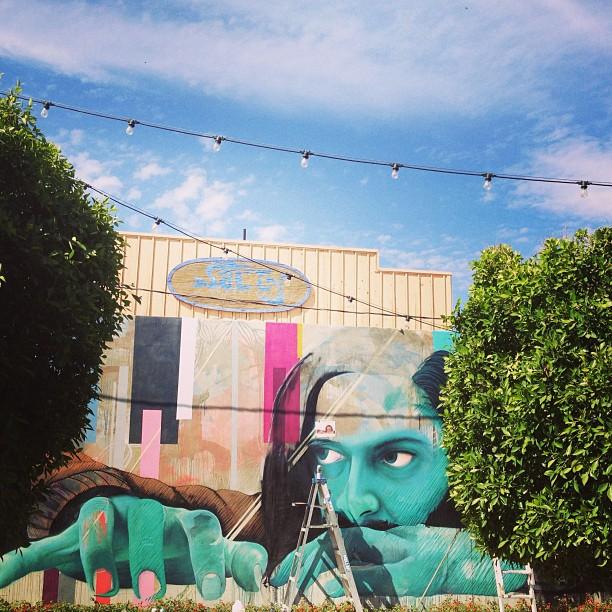 JBAK Street Art Mural 6