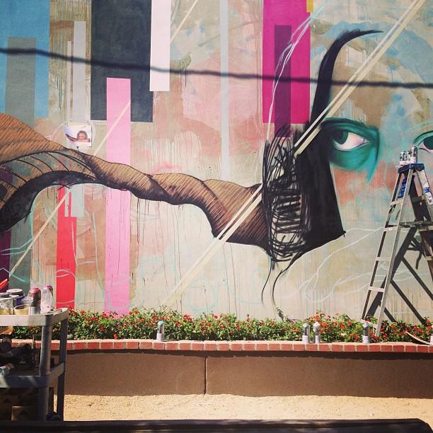 JBAK Street Art Mural 7