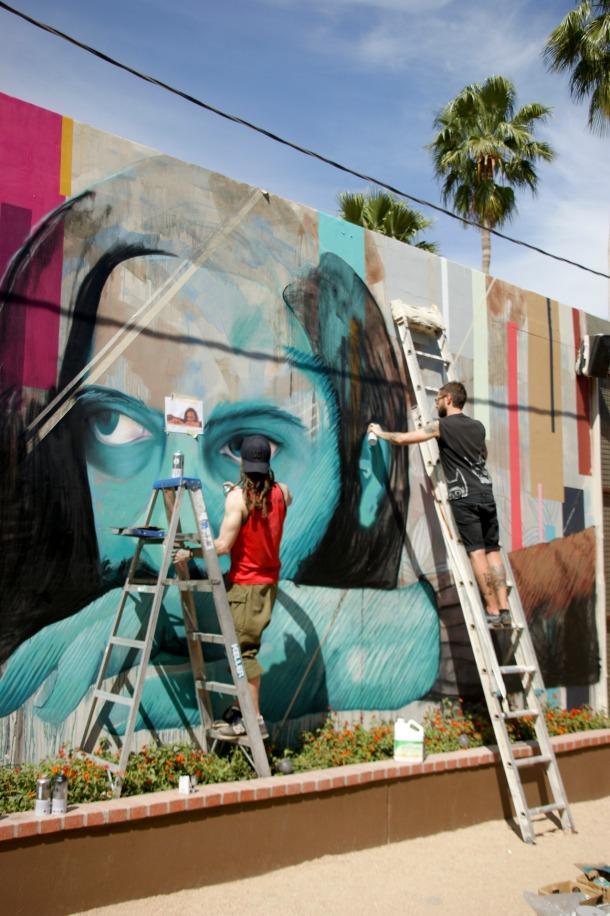 JBAK Street Art Mural 8