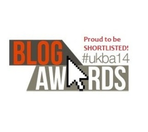 UKB at the UK Blog Awards 2014