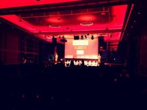 Urban Kultur at the UK Blog Awards2014