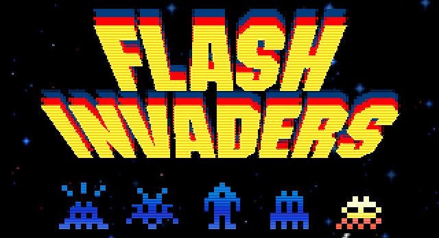 flash invader feat
