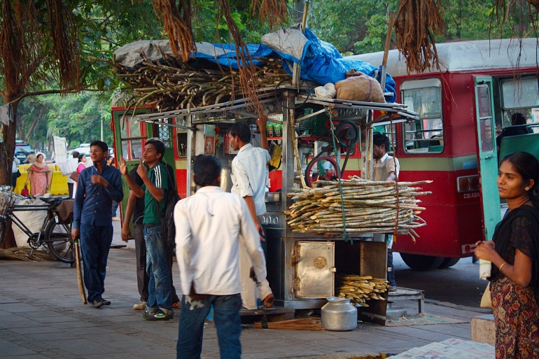 india scene