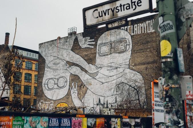 """""""A Berlin Wall"""""""