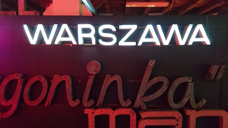 Polish Neon Sign 4