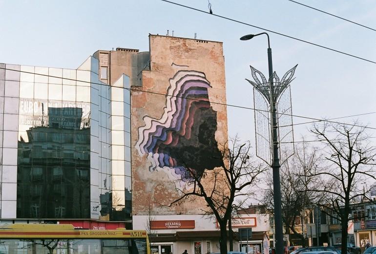 1010 Warsaw Mural