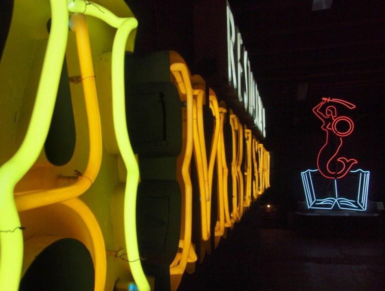 Polish Neon sign 3
